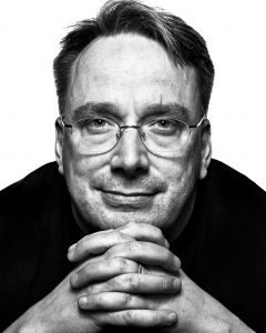 arch linux Linus Torvalds