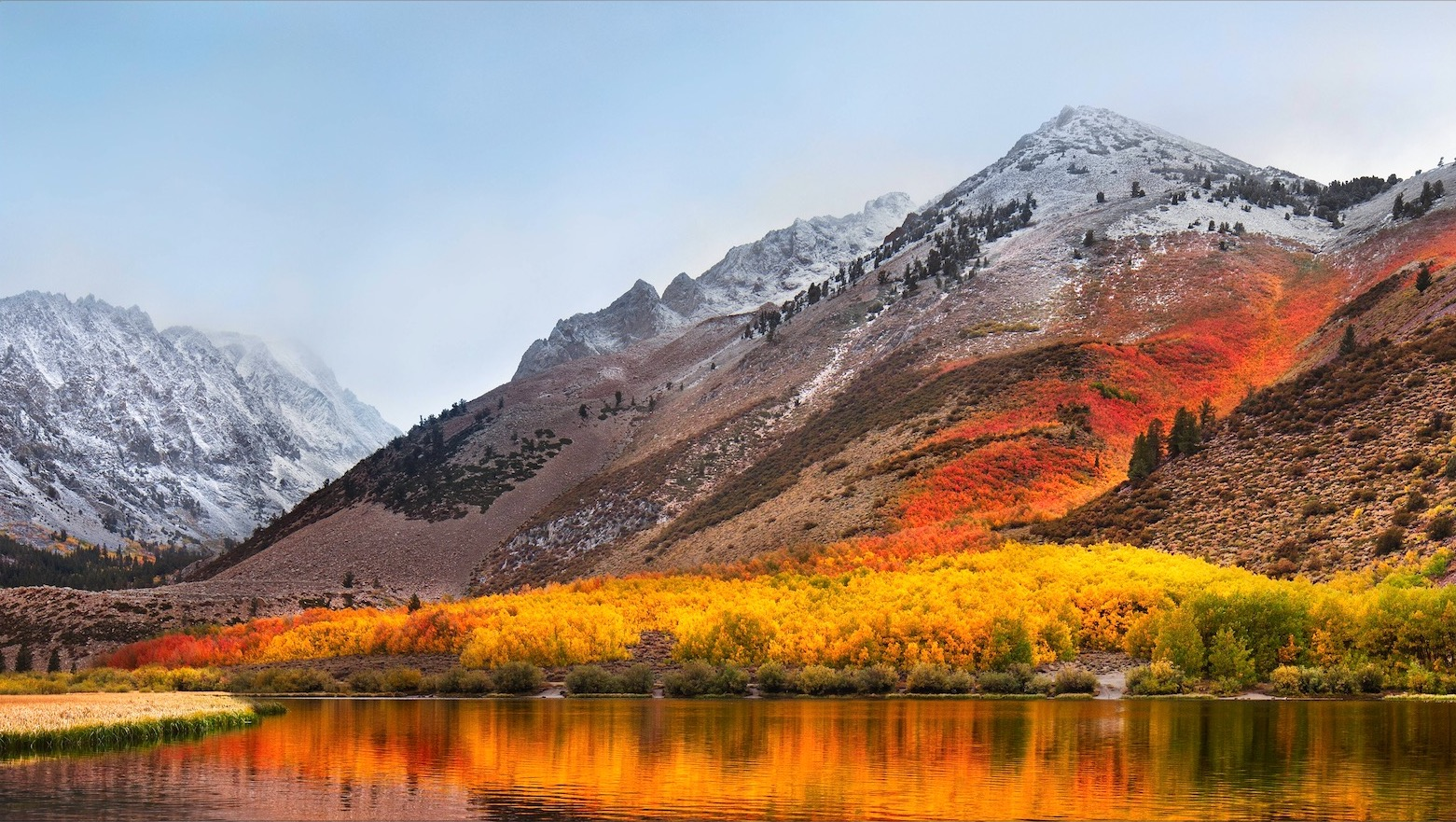 mac os na pc 10.13 High Sierra wallpaper