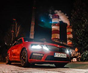 Sportowa czy rodzinna? – Skoda Octavia RS 2019 245KM