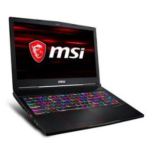 MSI GE63 Raider RGB - laptop dla graczy wymagających