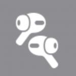 Ikonka AirPods Pro w nowym iOS