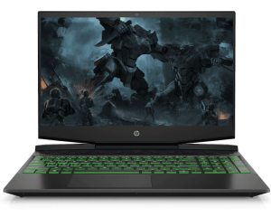 HP Pavilion Gaming 15 - tani laptop do gier dla osób z napiętym budżetem