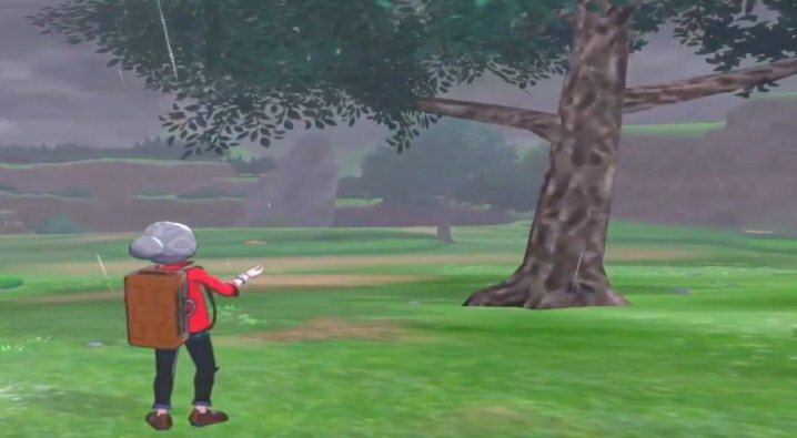 Pokemon Sword i Shield - grafika