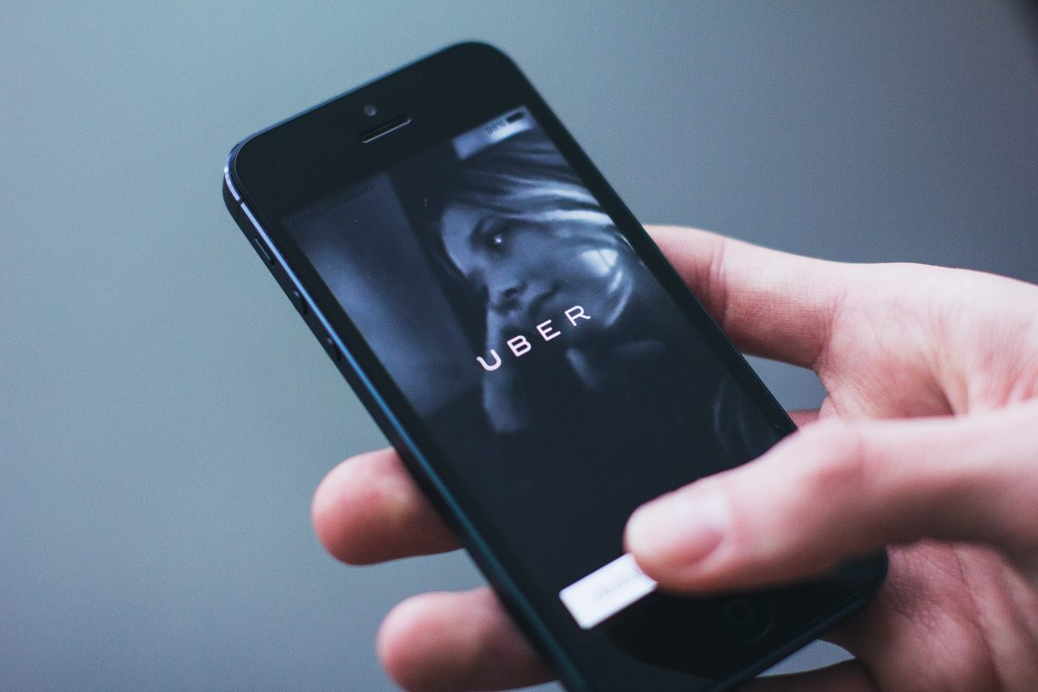 Uber został zbanowany w Londynie, ale niezbyt go to obchodzi