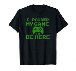 t-shirt prezenty dla gracza