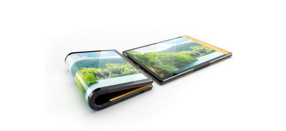 najtańszy składany smartfon