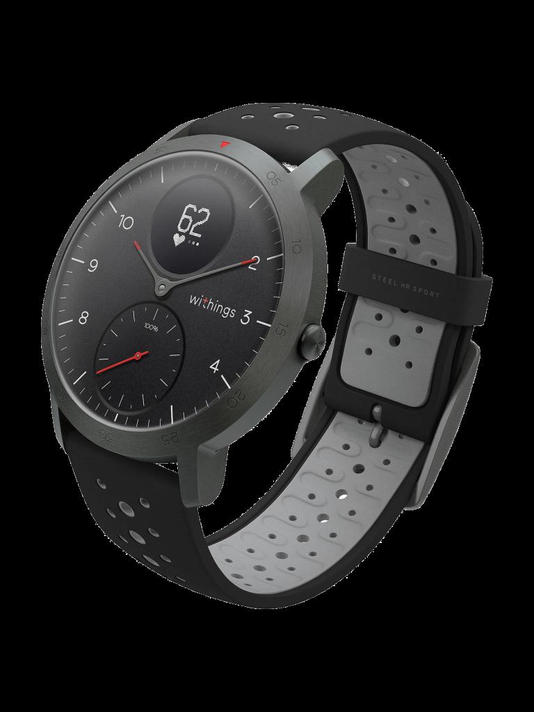 dobre smartwatche withings steel hr sport
