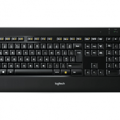 logitech k800 illuminated