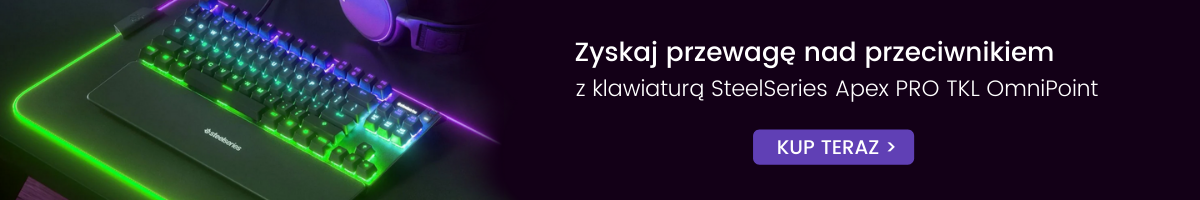 Steelseries Apex Pro TKL