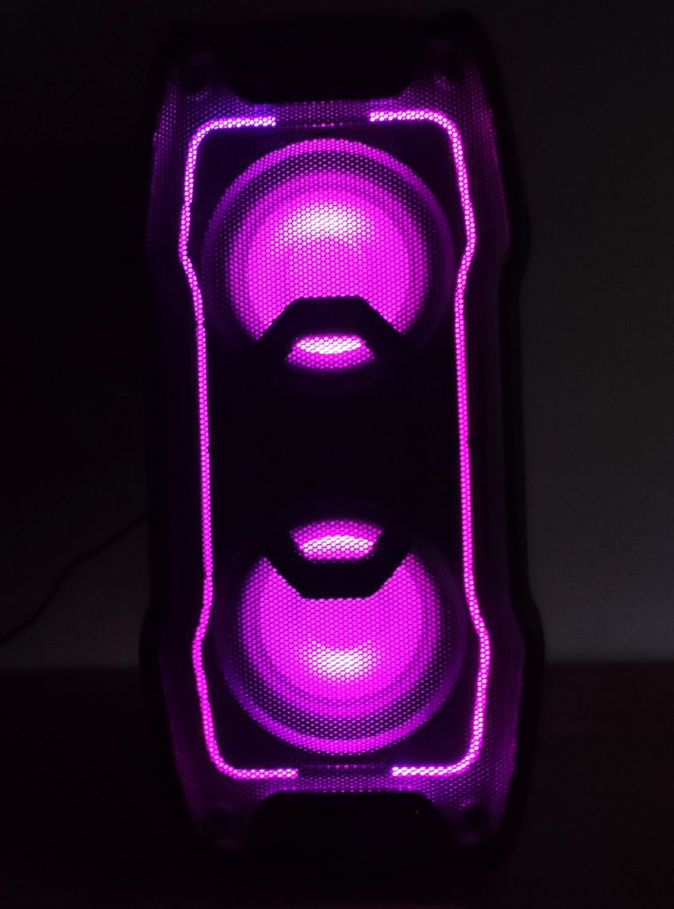 sharp ps-929 podświetlenie w nocy