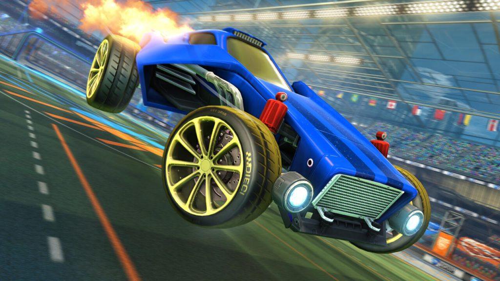 rocket league koła dieci oro