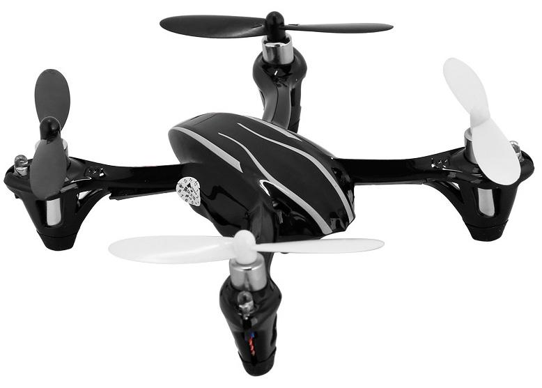 najlepsze drony dla dzieci Hubsan X4 H107L