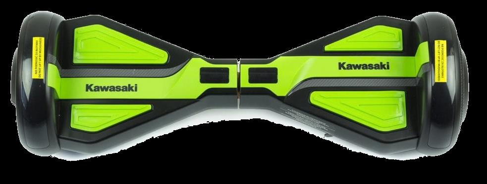 Kawasaki Balance Scooter KX-PRO6.5D deskorolki elektryczne ranking