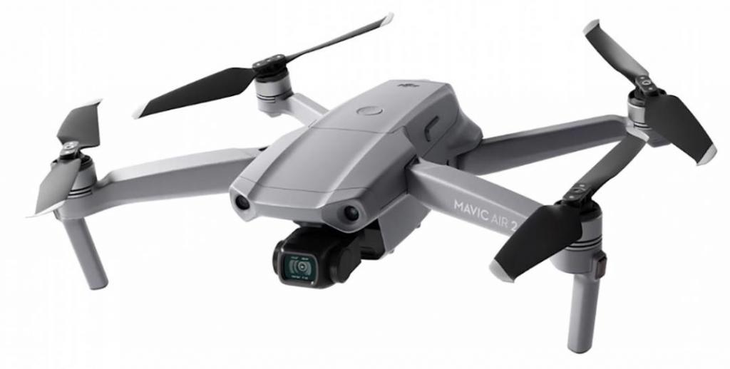 dji mavic air 2 najlepszy dron
