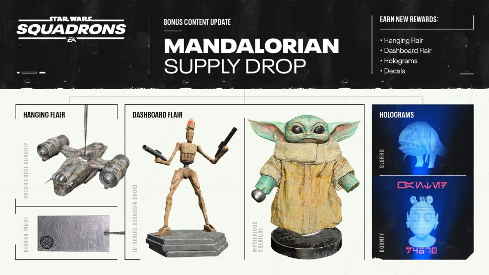 mandalorian supply drop