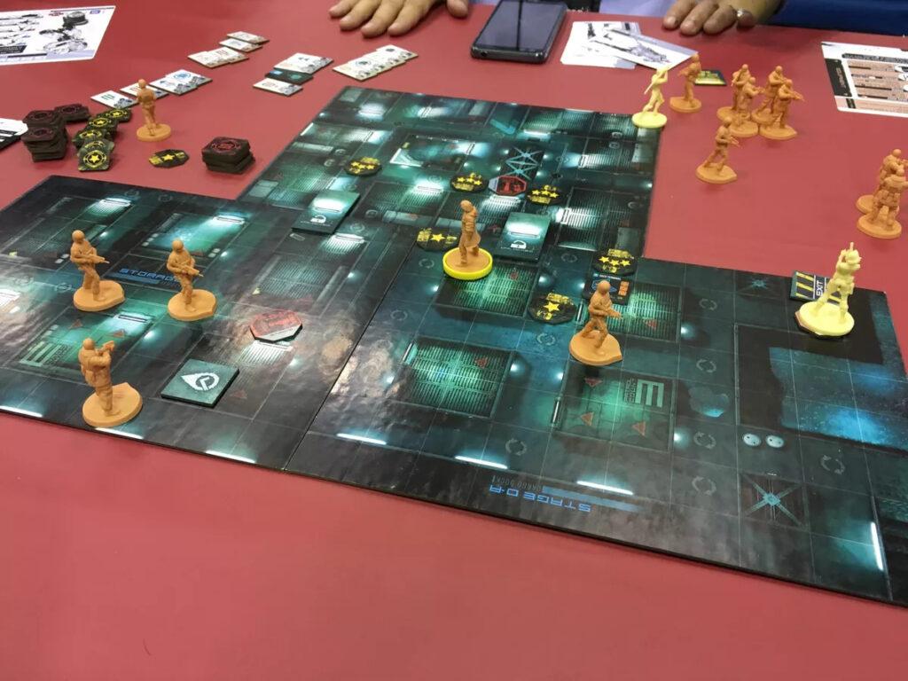 metal gear solid board game