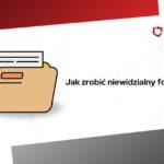 jak zrobić niewidzialny folder