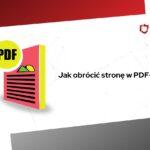 obracanie pdf