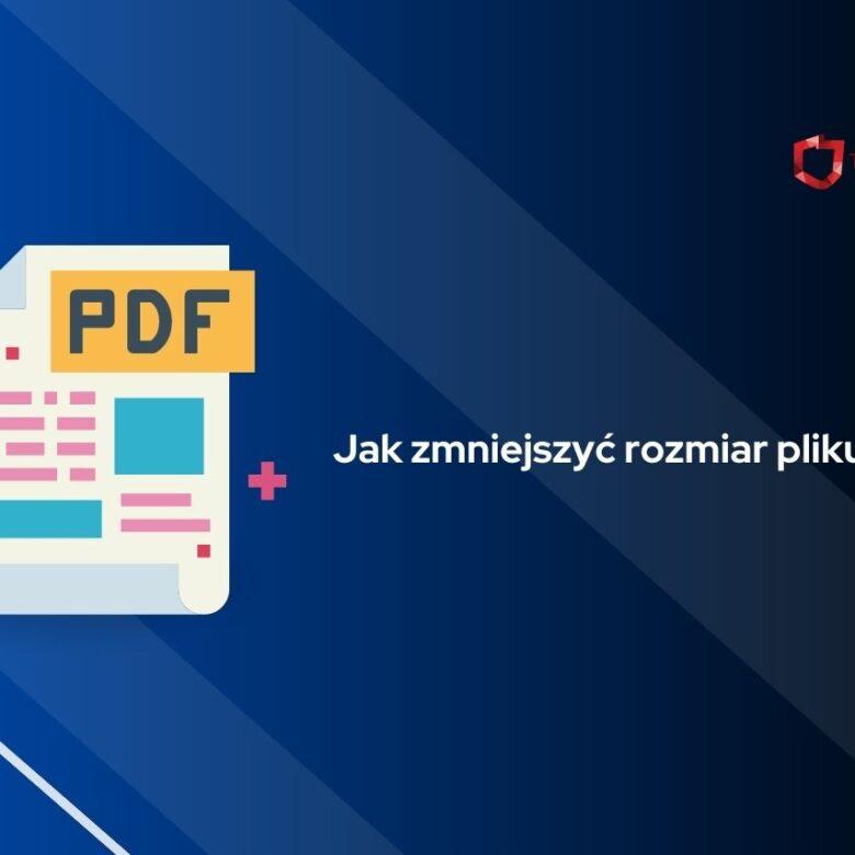 zmniejszanie pdf