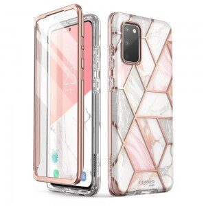 Etui-Supcase-Cosmo-do-Samsung-Galaxy-S20-FE-marmurowe