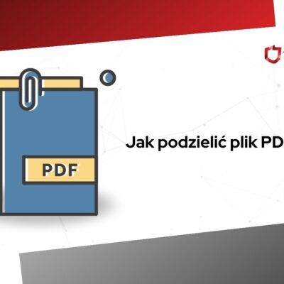 dzielenie pdf