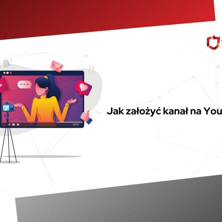 jak założyć kanał na youtube