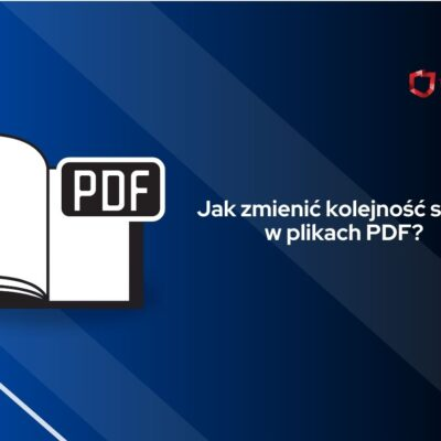 jak zmienić kolejność stron w pdf