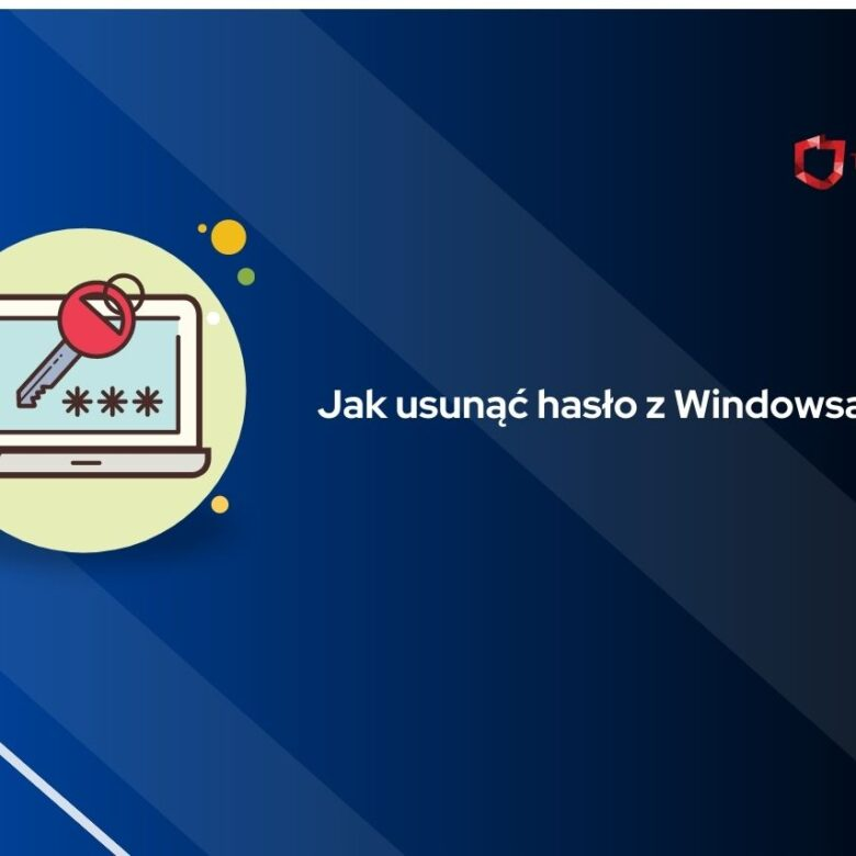 jak usunąć hasło windows 10