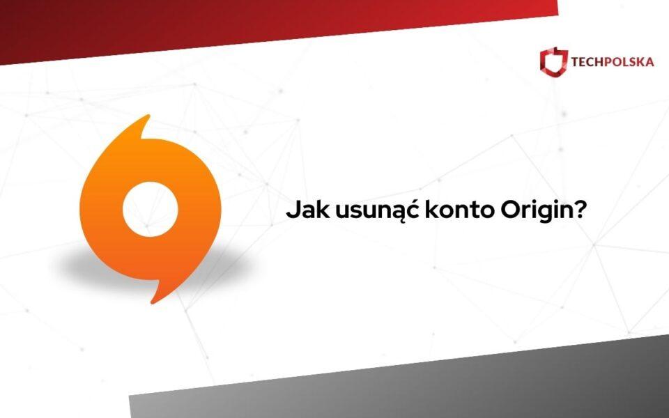 jak usunąć konto origin