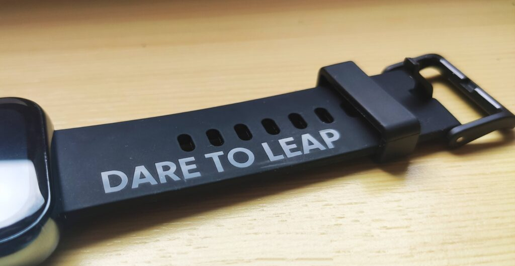 watch 2 pro dare to leap