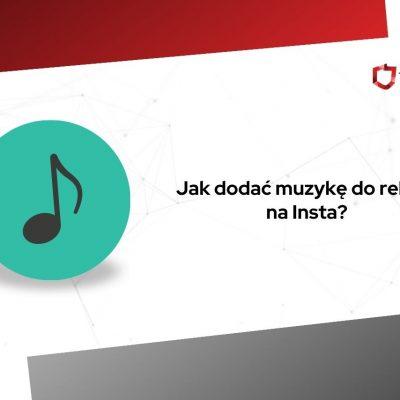 jak dodać muzykę do relacji na insta
