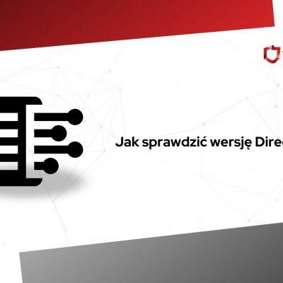 jak sprawdzić wersję directx