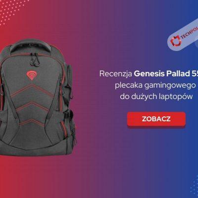 genesis pallad 550