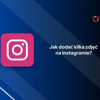 jak dodać kilka zdjęć na instagramie