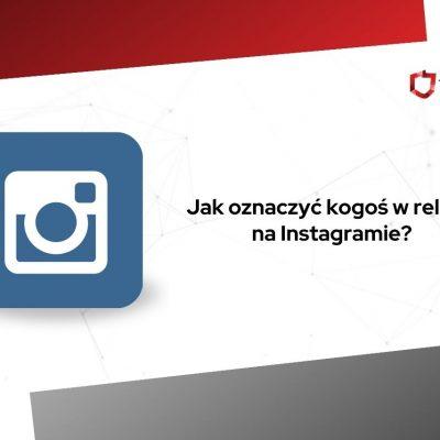 jak oznaczyć kogoś w relacji na instagramie