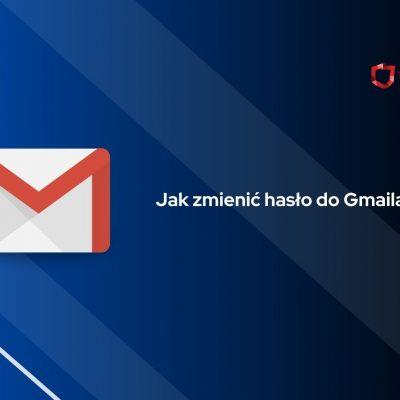 jak zmienić hasło na gmail