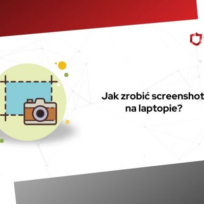 jak zrobić screenshot na laptopie