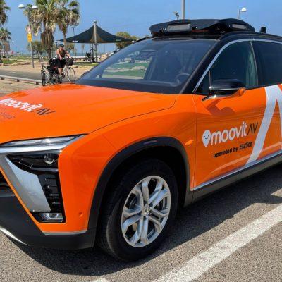 autonomiczne taksówki
